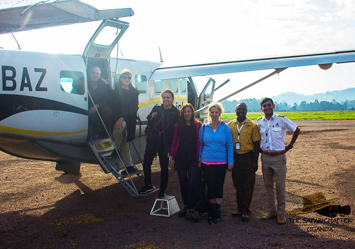 Visiting Uganda - with The Uganda Safari Chapter