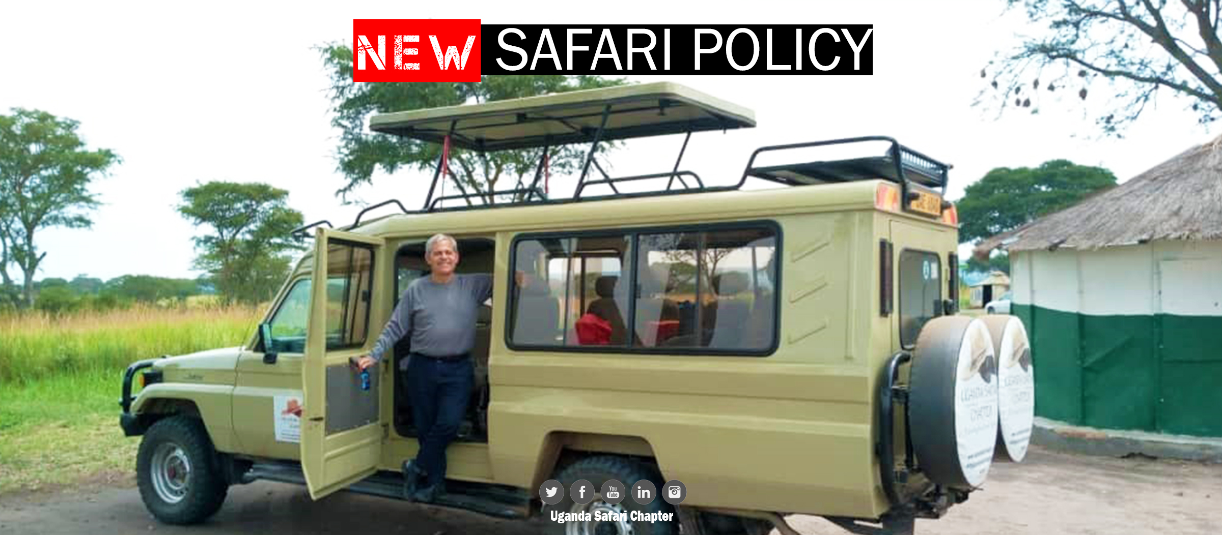 Ugandasafarichapter-NewSafariPolicy-4Cs